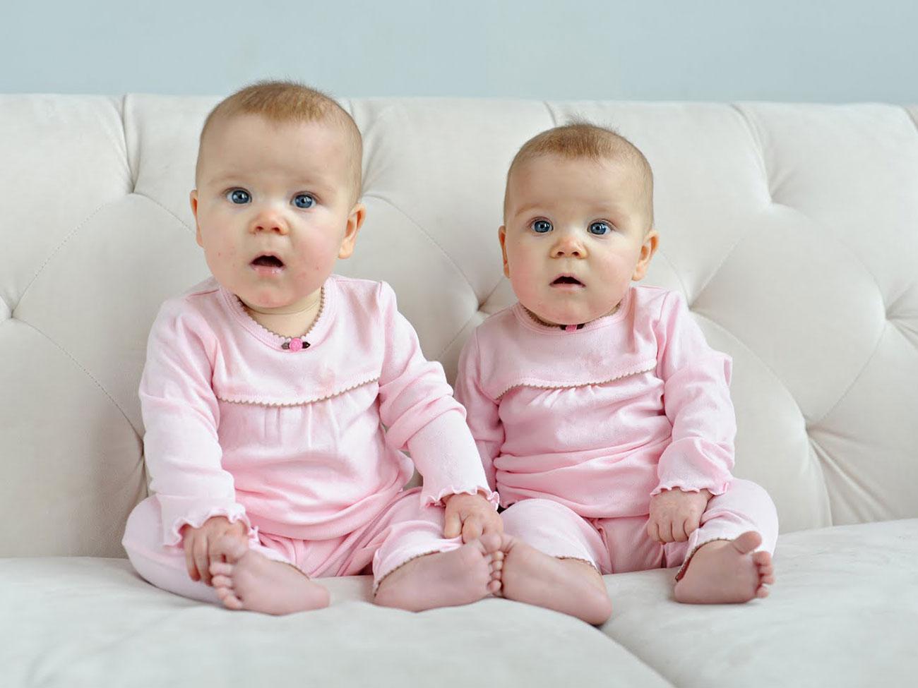 близняшки и двойняшки - 8